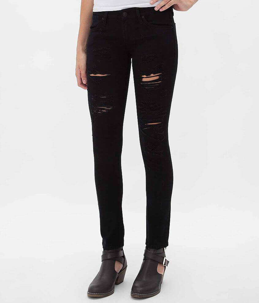 A Gold E Chloe Skinny Stretch Jean front view