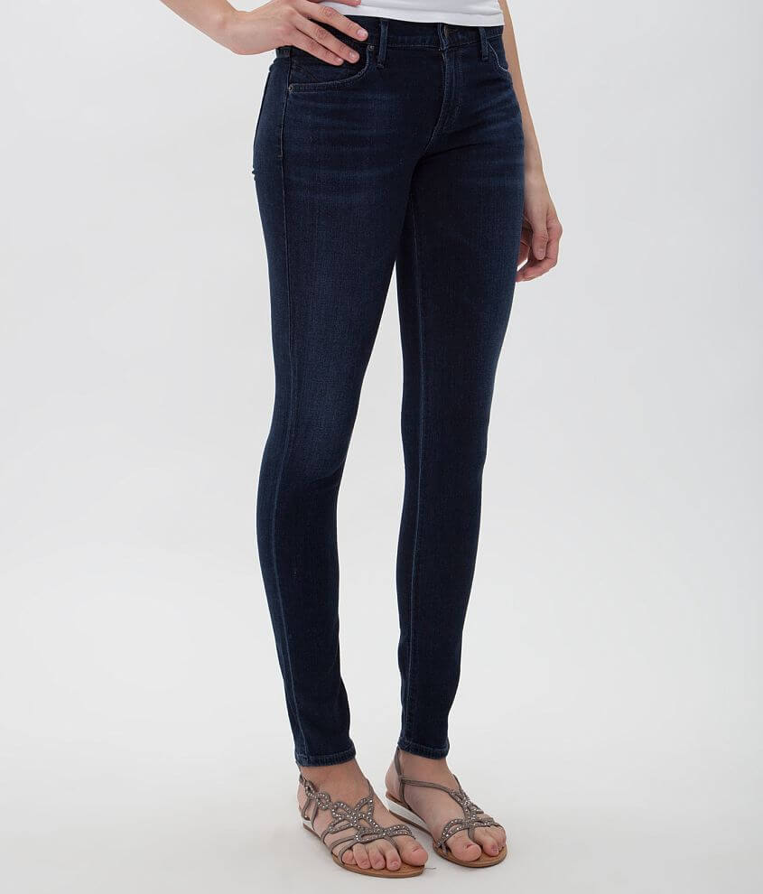 A Gold E Colette Stretch Jegging front view