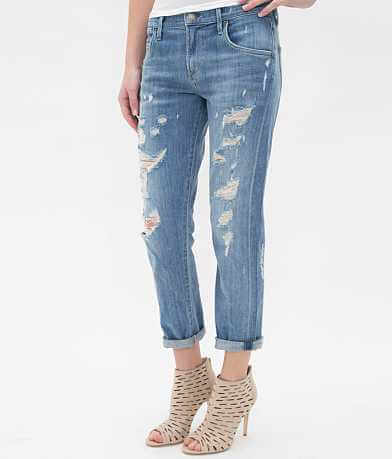 A Gold E Isabel Boyfriend Stretch Jean