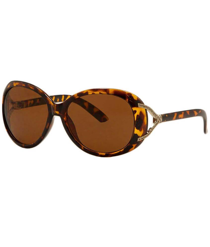 Daytrip Round Sunglasses front view