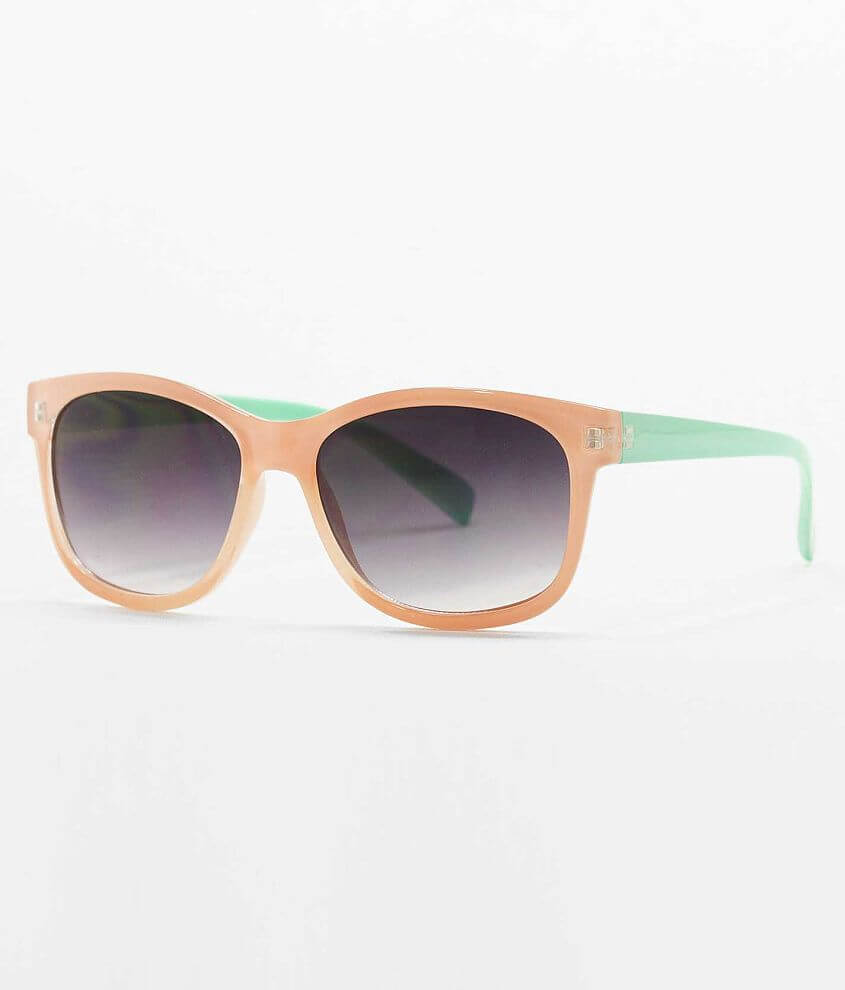Daytrip Color Block Sunglasses front view