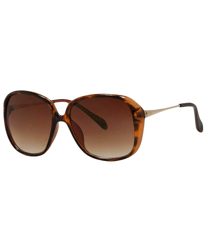 Daytrip Tort Sunglasses front view