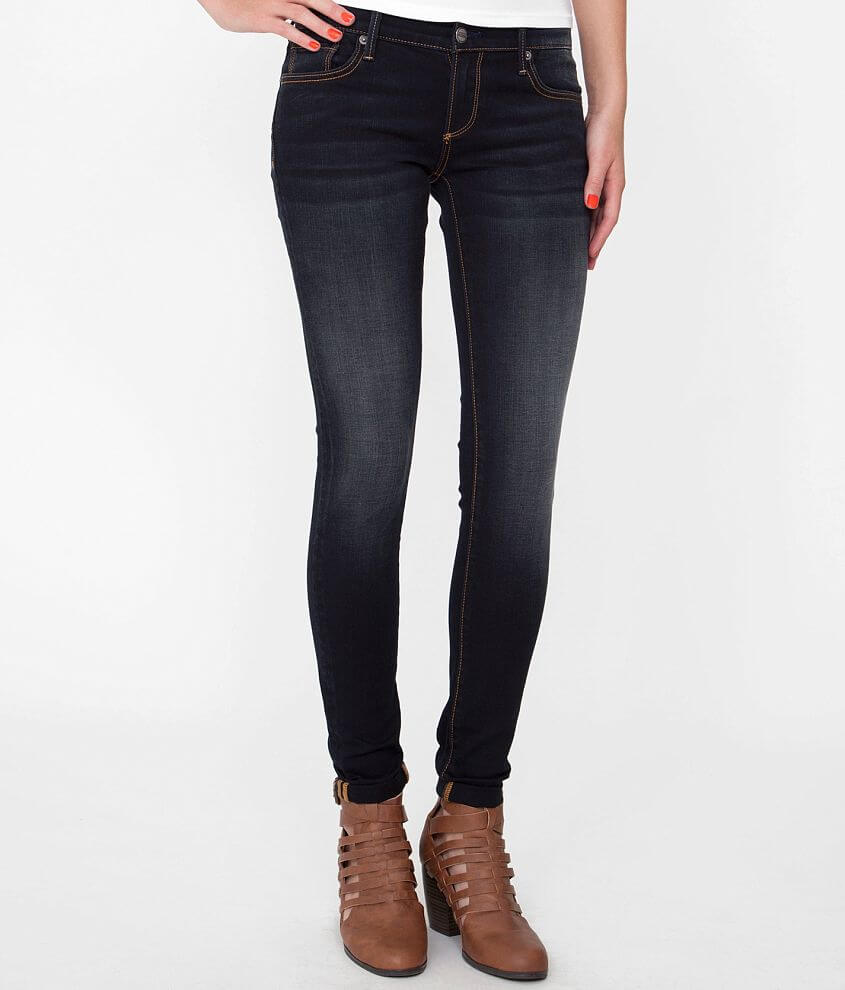 Driftwood Skinny Stretch Jean front view