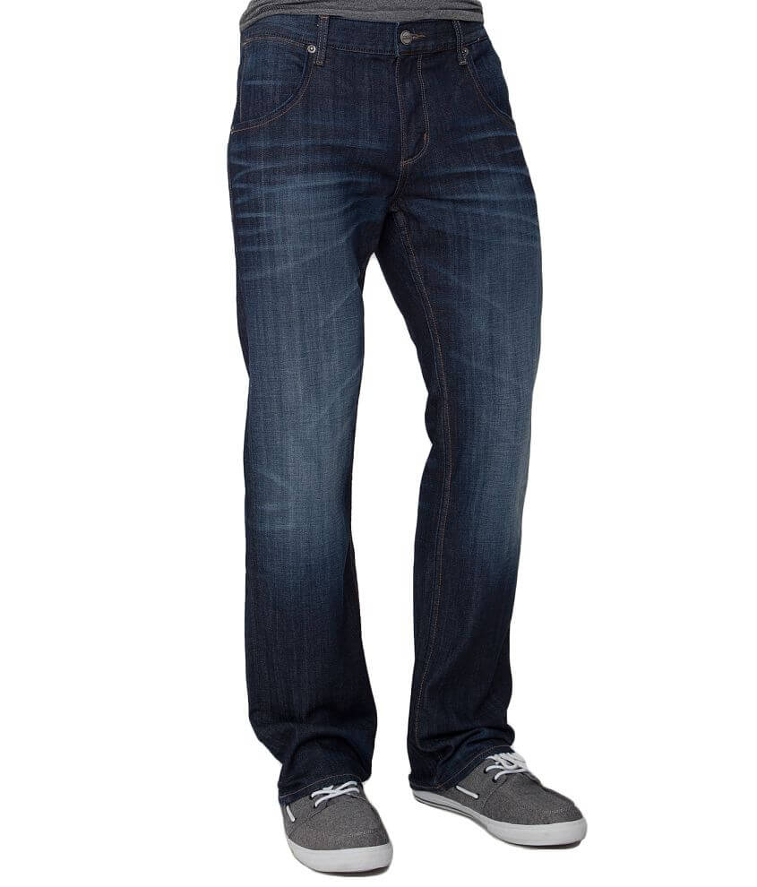 Driftwood Brad Straight Stretch Jean front view