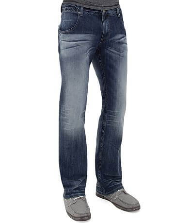 Driftwood Brad Straight Stretch Jean