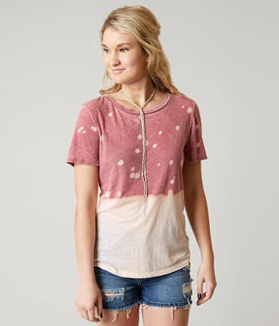 Gilded Intent Burnout T-Shirt