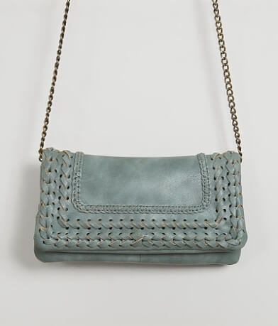 Violet Ray Chain Crossbody Purse