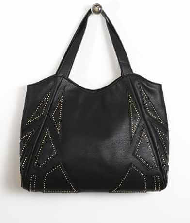 Violet Ray Geometric Purse