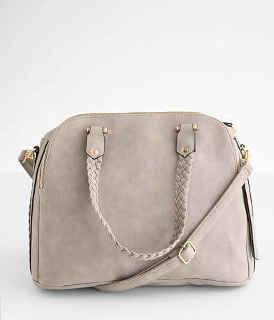 Violet Ray Structured Purse
