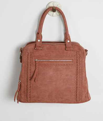 Violet Ray Stitched Purse