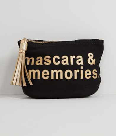 Violet Ray Mascara & Memories Cosmetic Bag