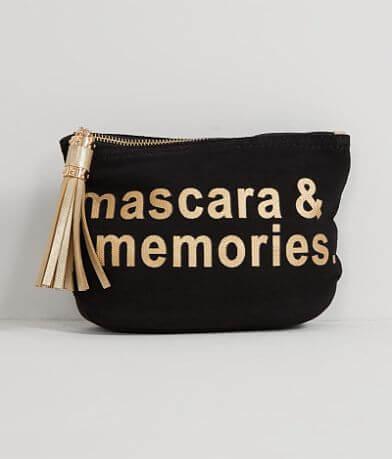 Violet Ray Mascara & Memories Cosmetic Bag