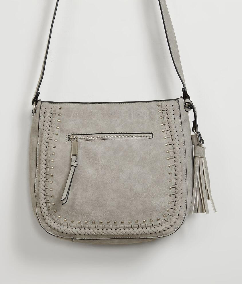 Violet Ray Alessia Purse - Women s Accessories in Light Grey  700b4fd0ff47f