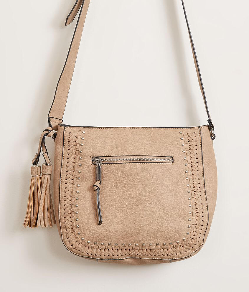 Violet Ray Alessia Purse - Women s Accessories in Taupe  763fb8d03eb1f