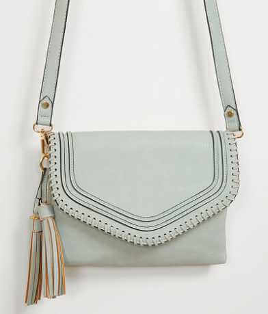 Violet Ray Crossbody Purse
