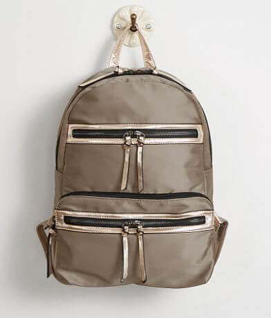 Violet Ray Arden Mixed Media Backpack