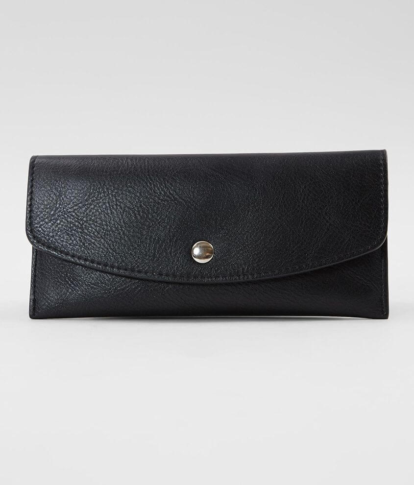 Violet Ray Small Clutch front view