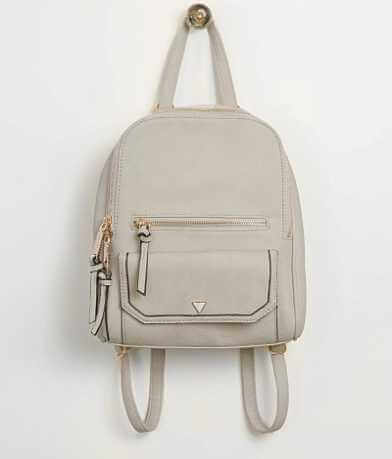 Violet Ray Geometric Backpack