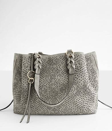 Violet Ray Krista Laser-Cut Tote