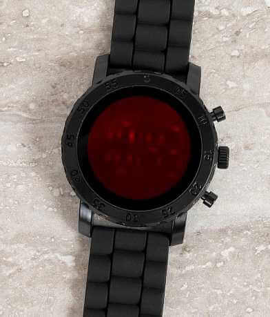 Accutime Red Watch
