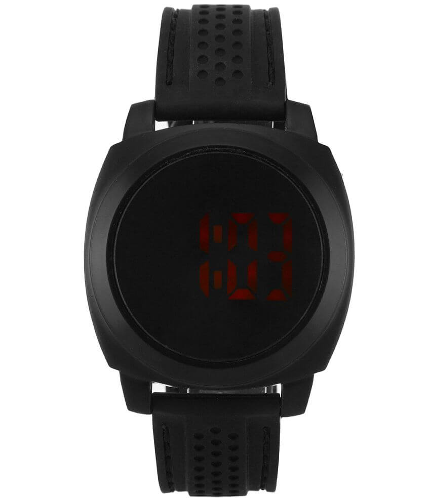 Accutime Digital Watch front view