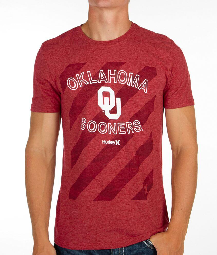 Hurley Sooners T-Shirt front view
