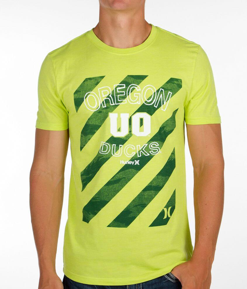 Hurley Oregon T-Shirt front view