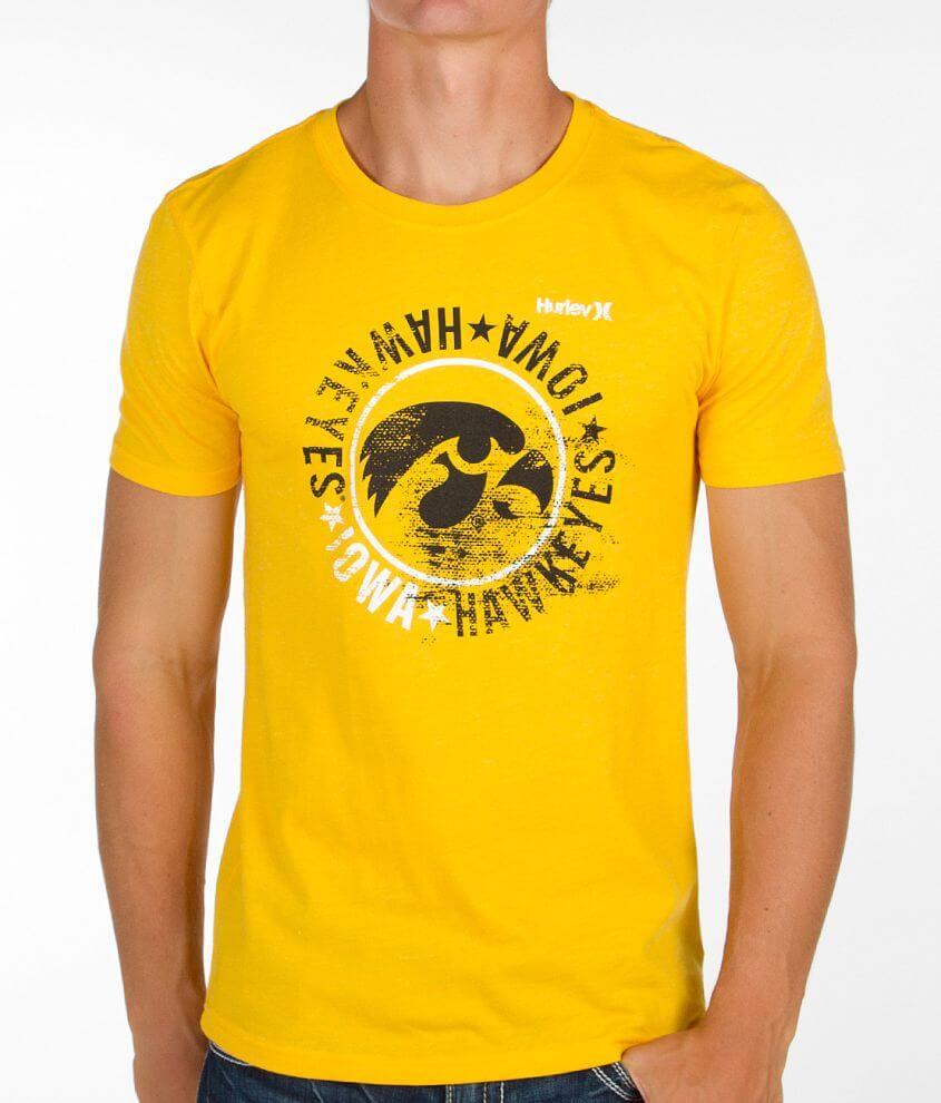 Hurley Iowa T-Shirt front view