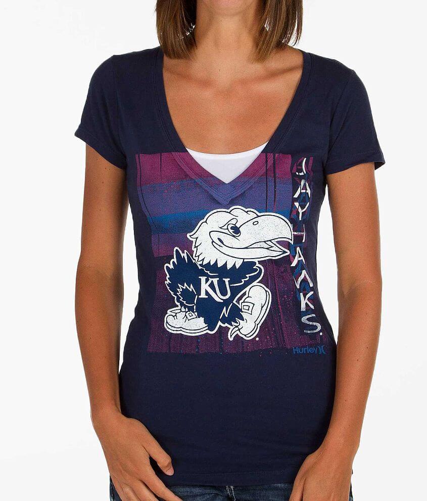 Hurley Kansas T-Shirt front view