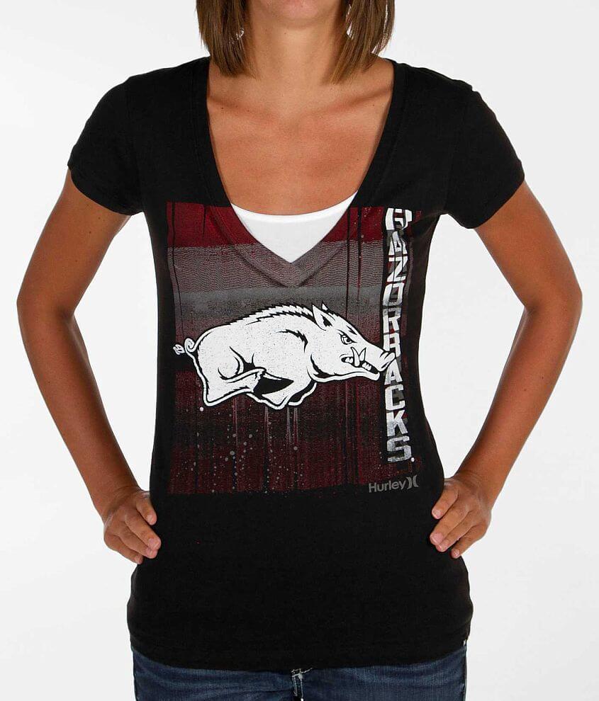Hurley Arkansas T-Shirt front view