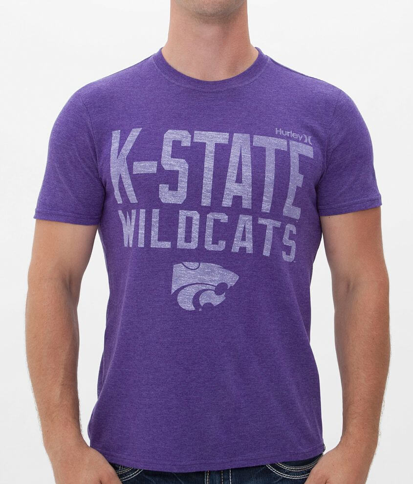 Hurley Kansas State T-Shirt front view