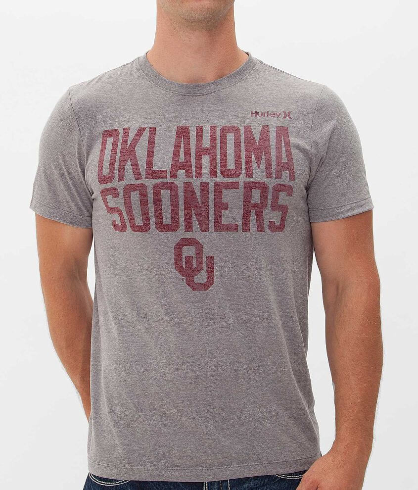 Hurley Oklahoma Sooners T-Shirt front view