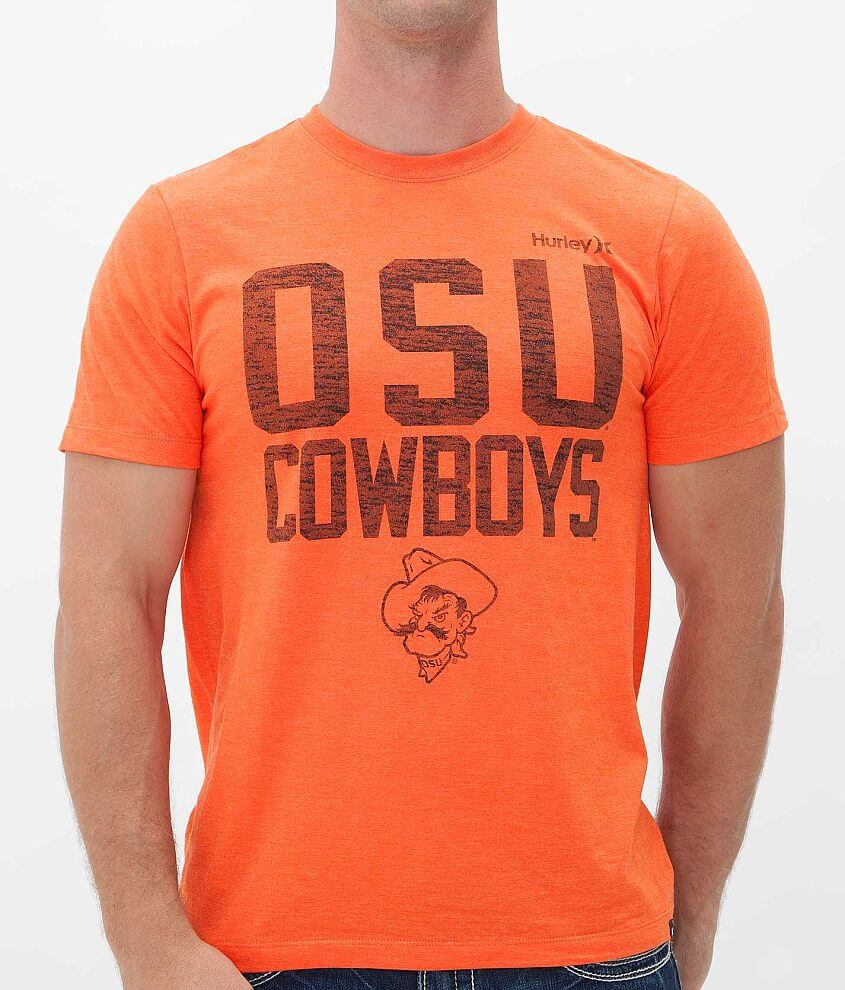 Hurley Oklahoma State T-Shirt front view