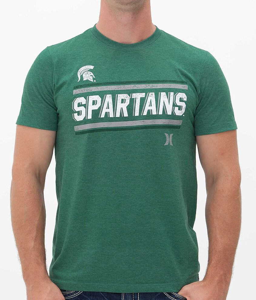 Hurley Michigan State T-Shirt front view