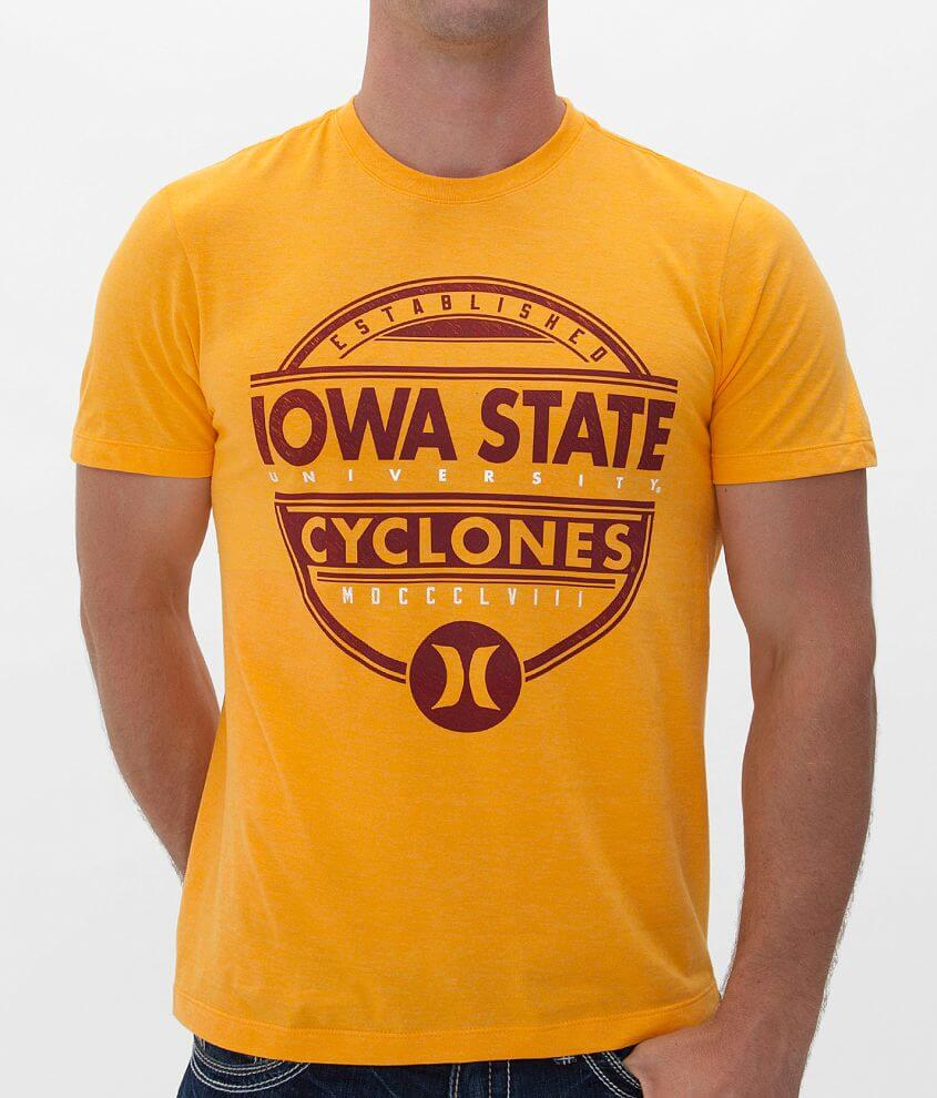 Hurley Iowa State Cyclones T-Shirt front view