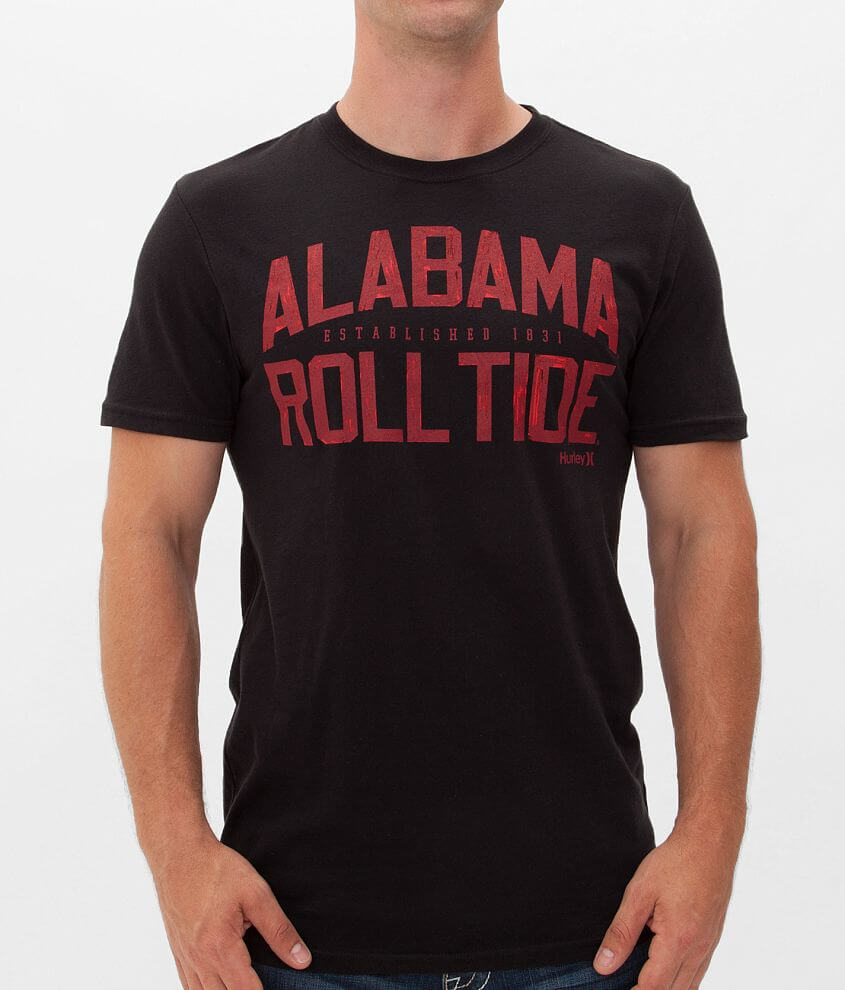 Hurley Crimson Tide T-Shirt front view