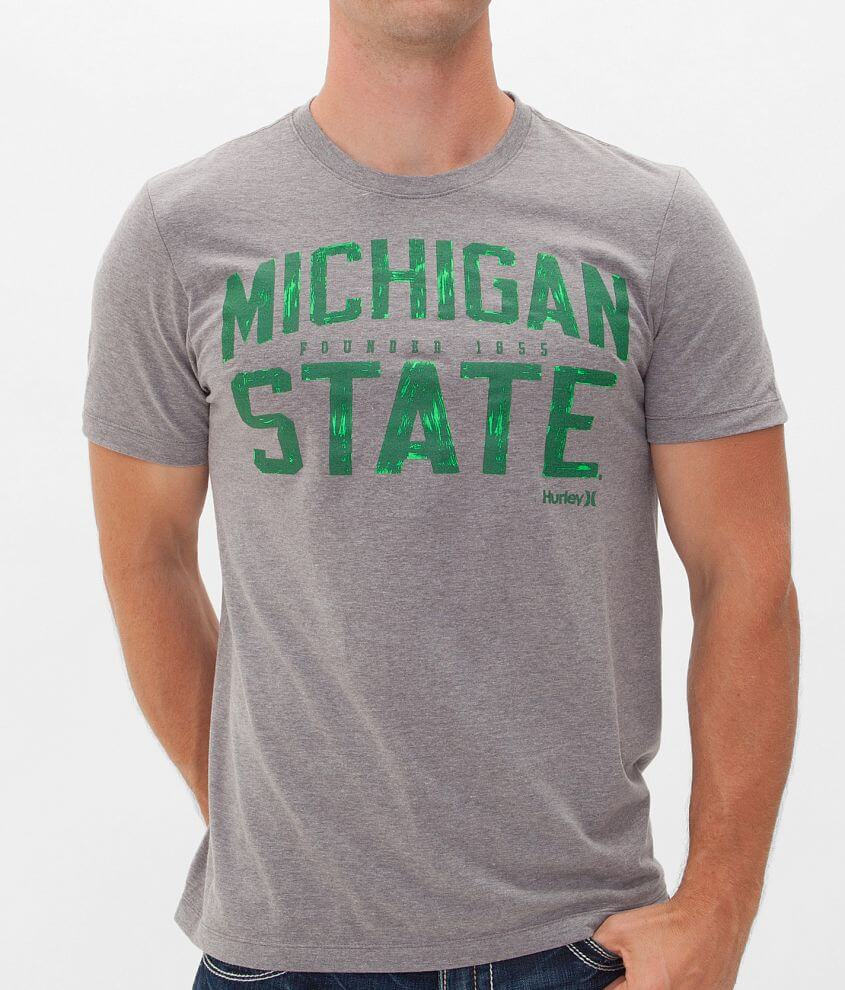 Hurley Spartans T-Shirt front view