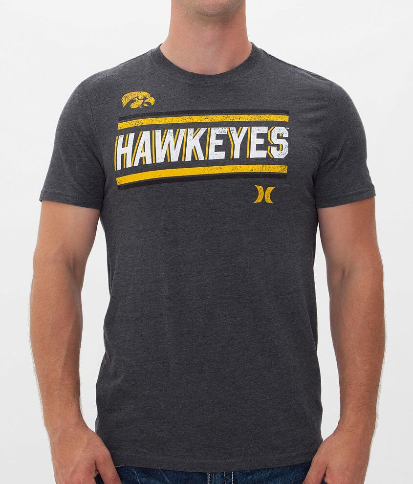 Hurley Iowa Hawkeyes T-Shirt front view