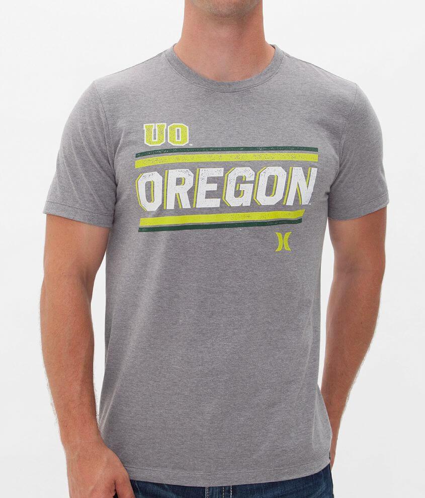 Hurley Oregon Ducks T-Shirt front view