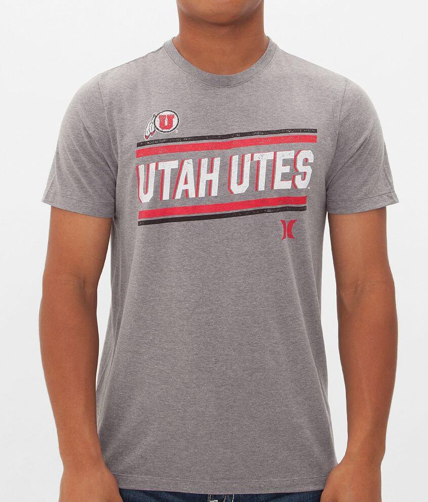 Hurley Utah Utes T-Shirt front view