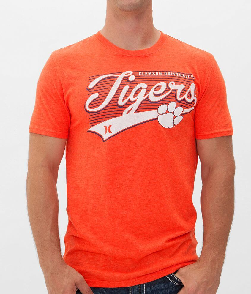 Hurley Clemson Tigers T-Shirt front view