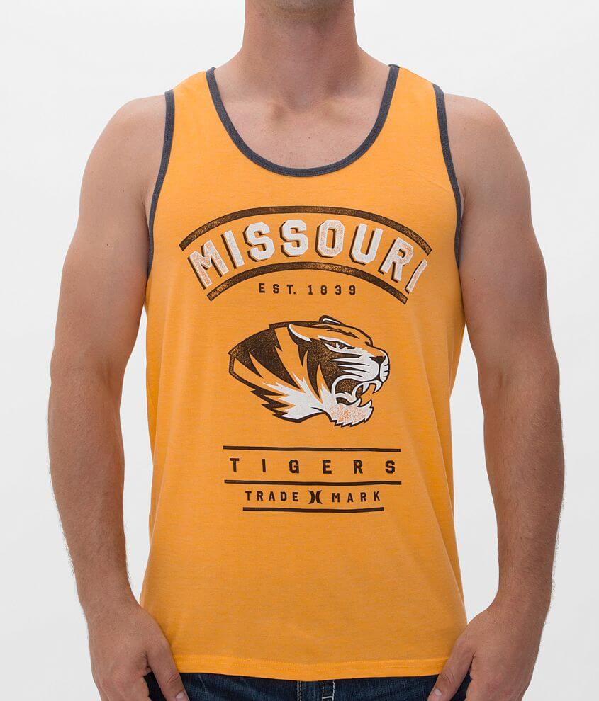 Hurley Missouri Tigers Tank Top front view