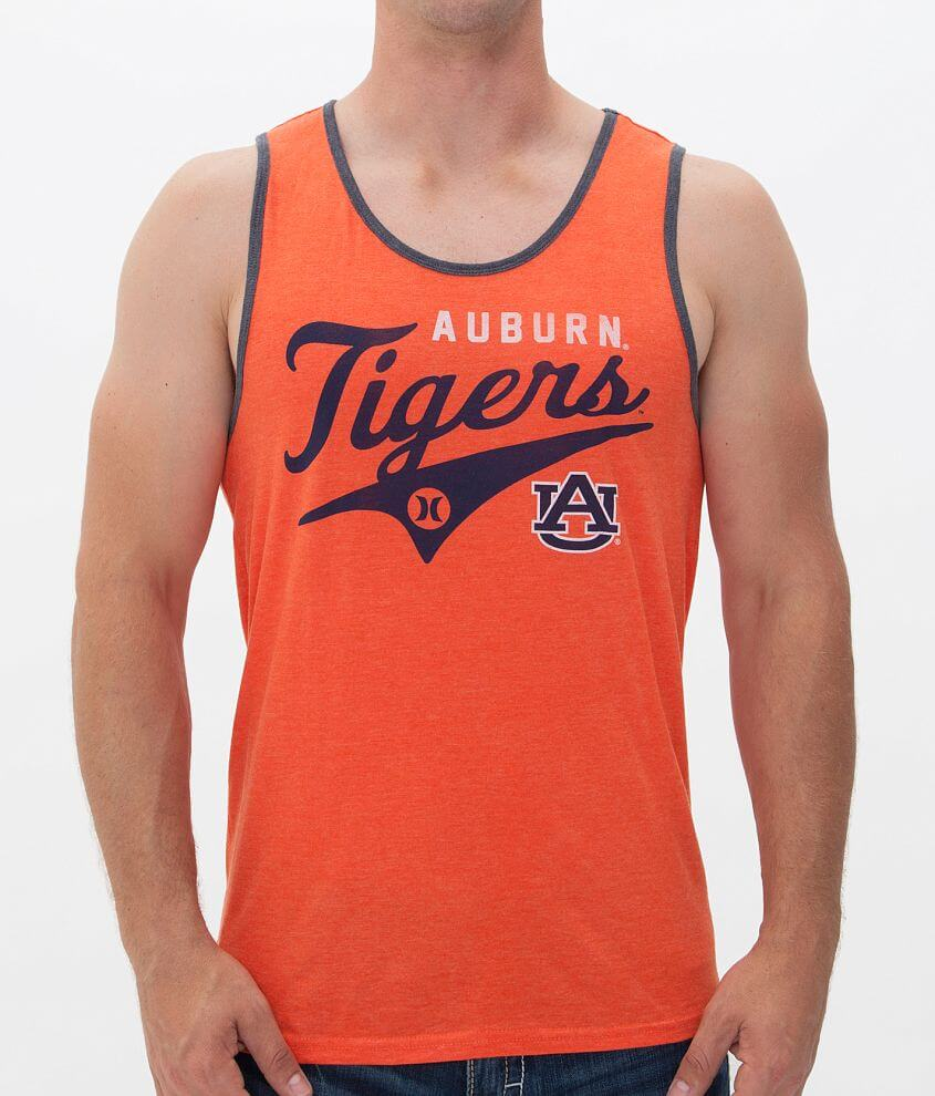 Hurley Auburn Tigers Tank Top front view