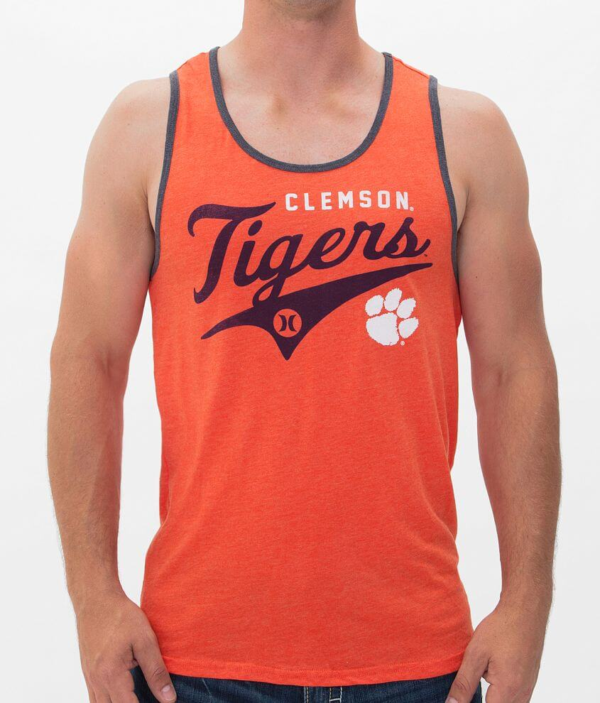 Hurley Clemson Tigers Tank Top front view