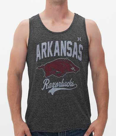 Hurley Arkansas Razorbacks Tank Top