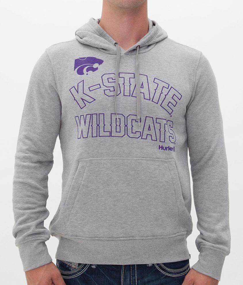 Hurley Kansas State Hooded Sweatshirt front view