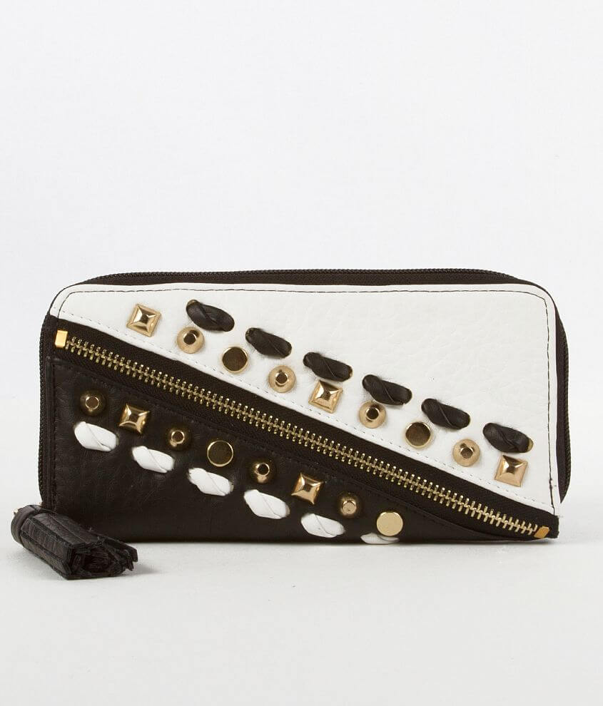 Studio 36 Two-Tone Wallet front view