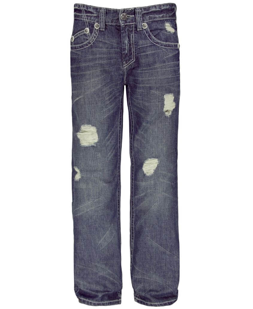 Affliction Standard Cooper Jean front view