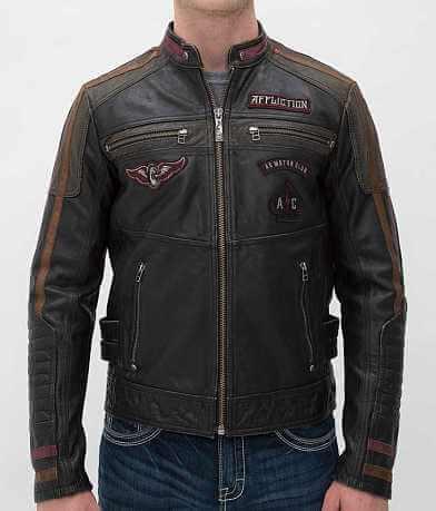 Affliction Built For Speed Jacket