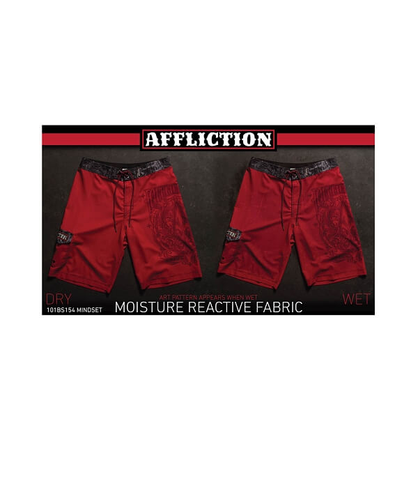 Affliction Mindset Boardshort Affliction Mindset Stretch 4Z8HOq4